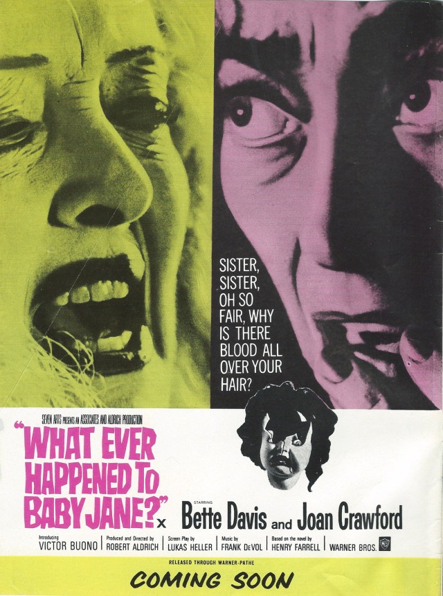 Baby Jane - Poster