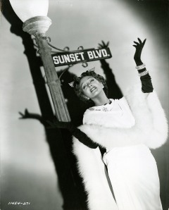 Gloria Swanson #2 - Sunset