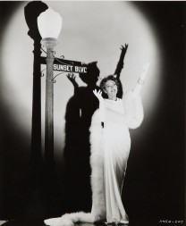 Gloria Swanson #6 - Sunset