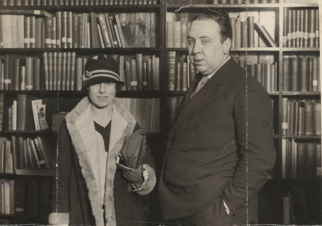 Hitch & Alma Reville