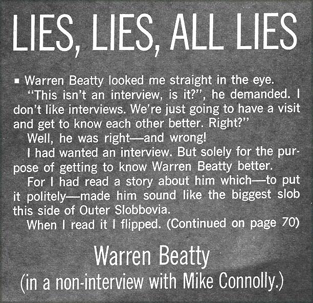Warren Beatty #2b