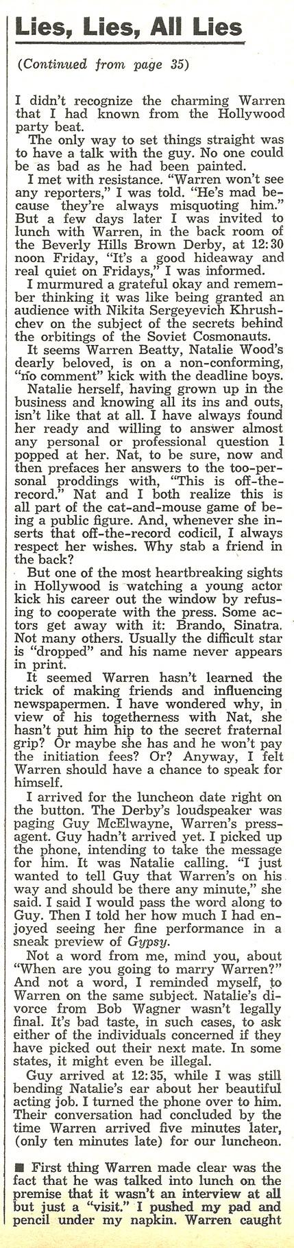 Warren Beatty #3